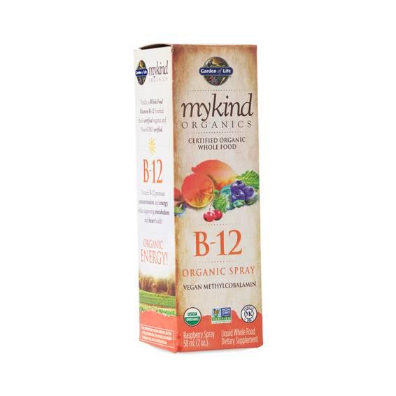 mykind organics b12 spray reviews
