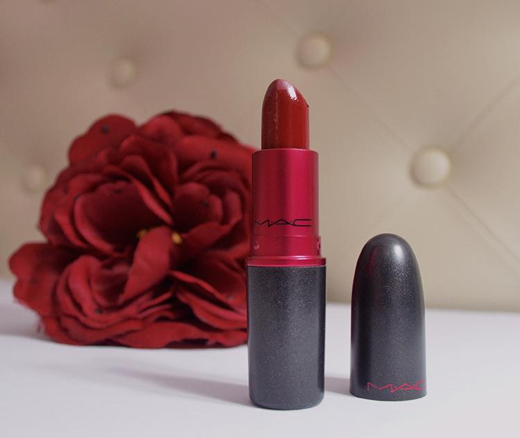 mac viva glam 1 lipstick review