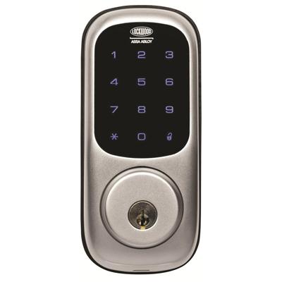 lockwood wireless digital deadbolt review