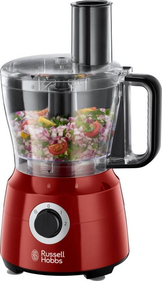 russell hobbs desire food processor review
