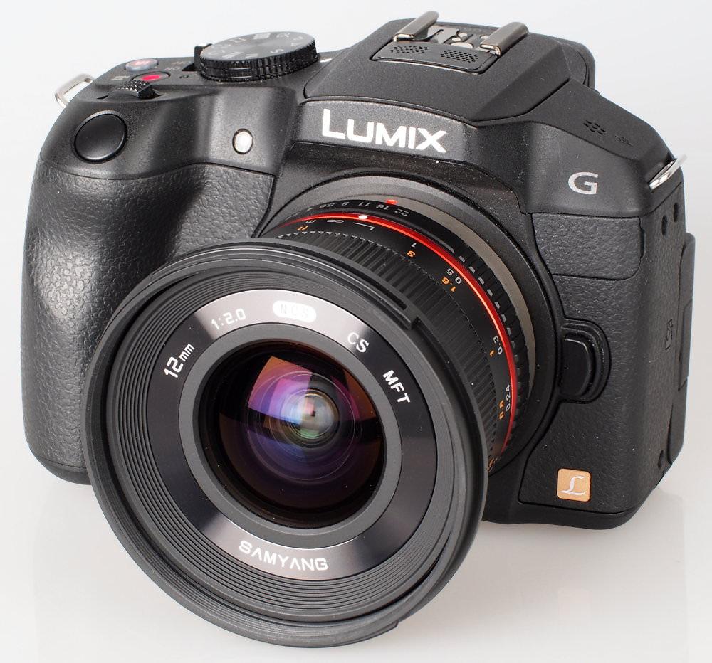 samyang 12mm f2 0 ncs cs review
