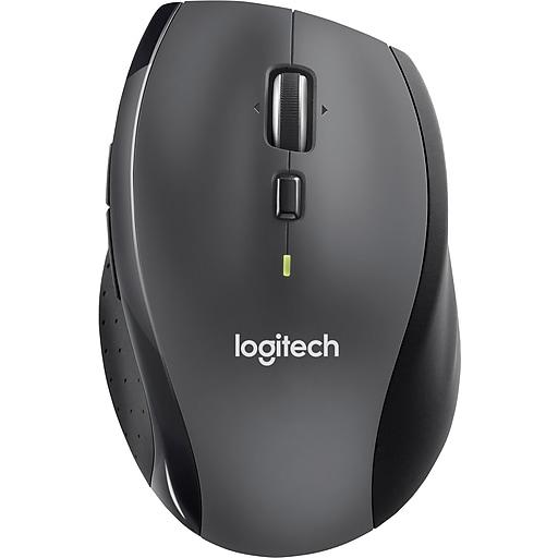 logitech wireless marathon mouse m705 review