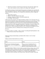 literature review on forensic accounting