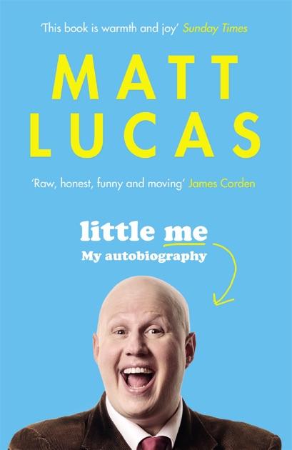 matt lucas little me review