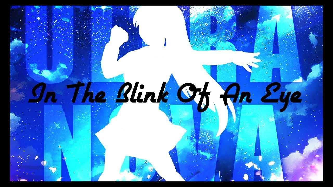 in the blink of an eye review
