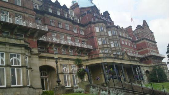 the majestic hotel harrogate reviews