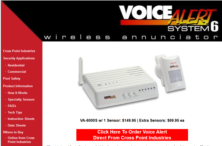 voice alert system 6 review