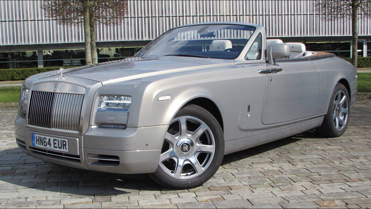 rolls royce phantom coupe review