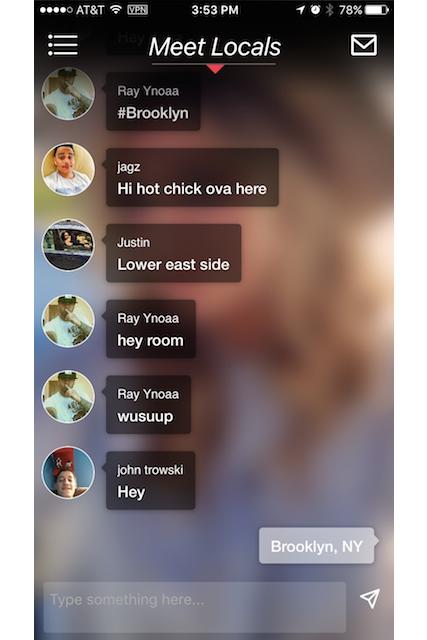 just say hi app review