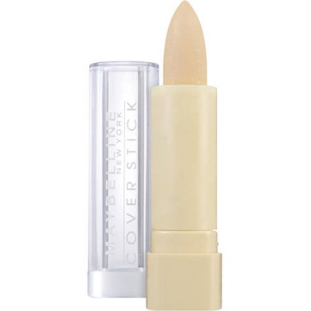 maybelline cover stick yellow review