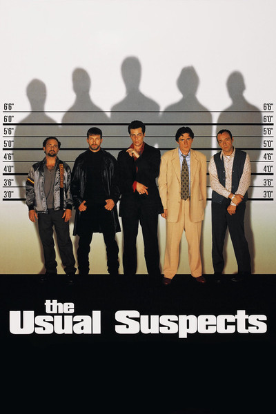 movie review the usual suspects