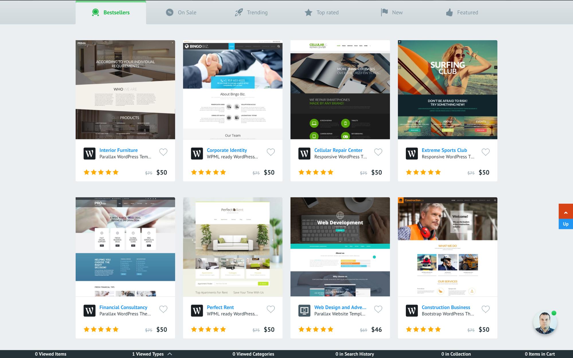 web page design software reviews