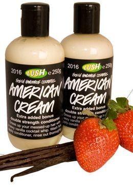 lush american cream conditioner review