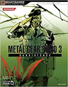 metal gear solid subsistence review