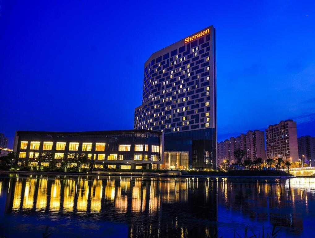 sheraton shanghai hongqiao hotel review