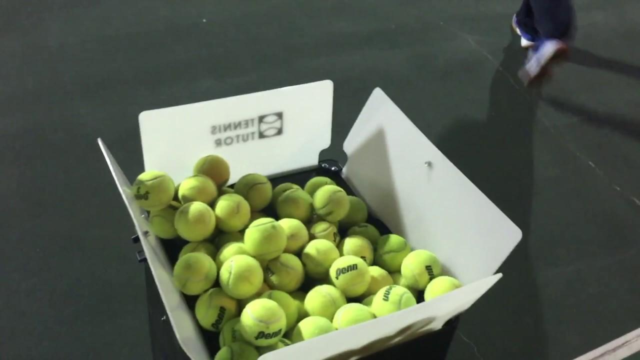 tennis tutor ball machine reviews