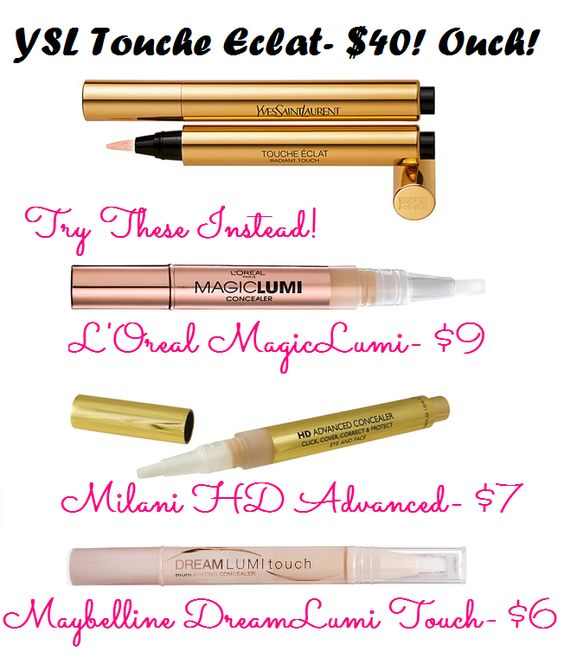 ysl touche eclat concealer review