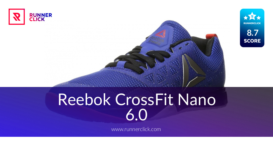 reebok nano 6.0 review