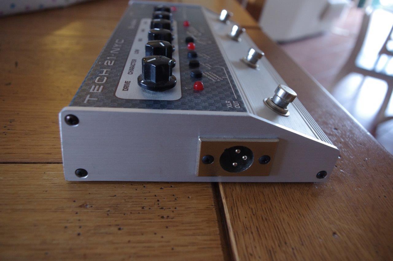 tech 21 vt bass review