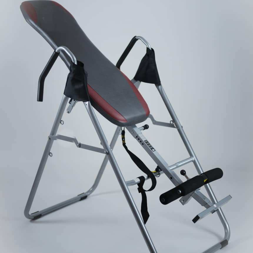 inversion table reviews for back pain