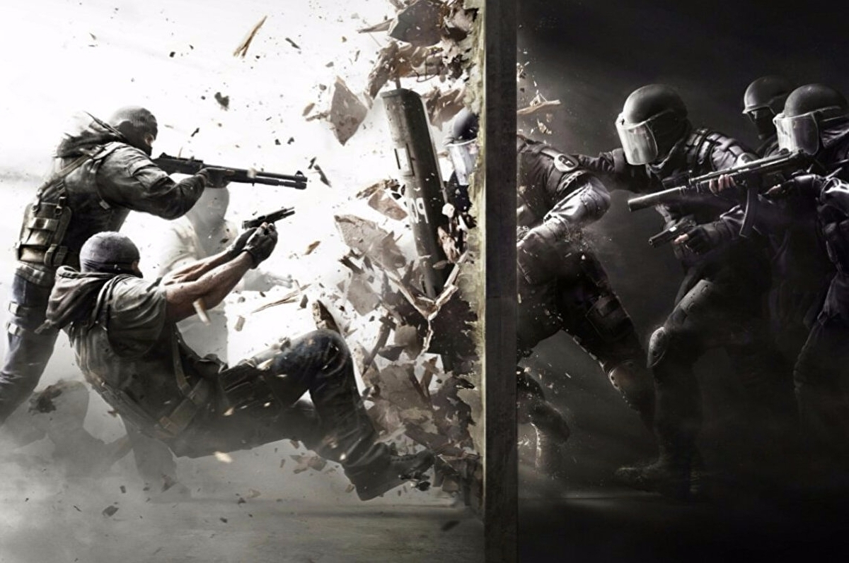 rainbow six siege ps4 review