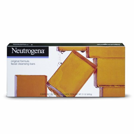 neutrogena transparent facial bar original formula reviews