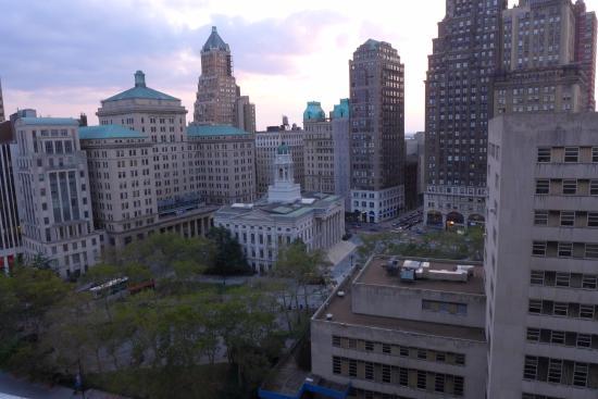new york marriott at the brooklyn bridge reviews
