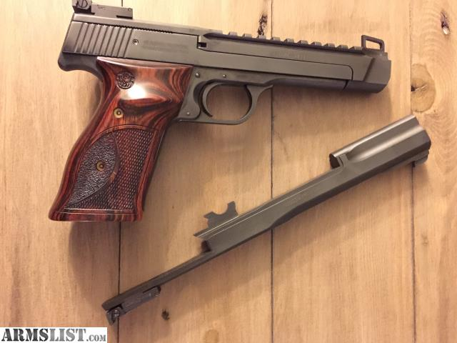 s&w model 41 performance center review