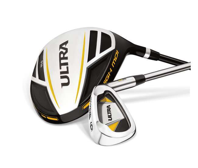 wilson ultra mens golf clubs review