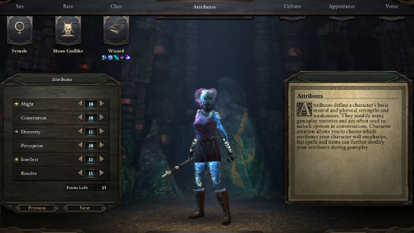 pillars of eternity pc review
