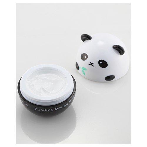 tony moly panda dream white hand cream review