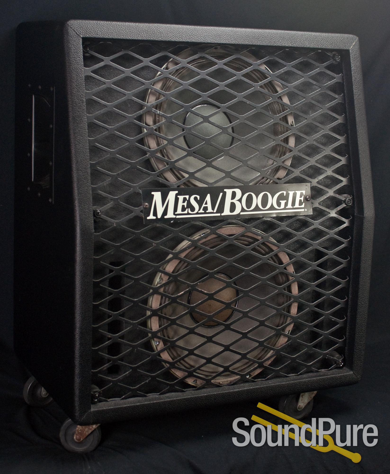 mesa boogie 2x12 lone star cabinet review