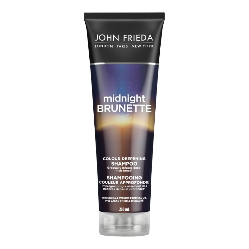john frieda brilliant brunette visibly deeper shampoo review