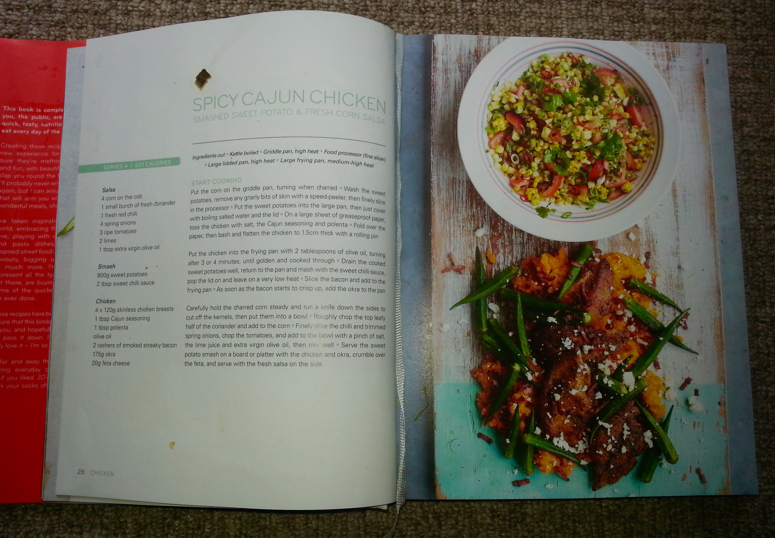 jamie oliver 15 minute meals book review
