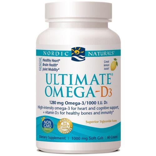 ultimate omega d3 sport reviews