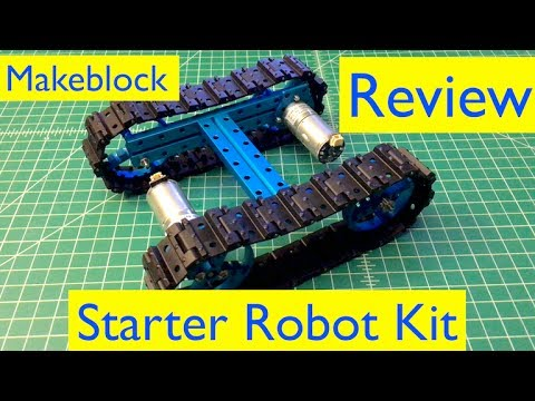 makeblock starter robot kit review