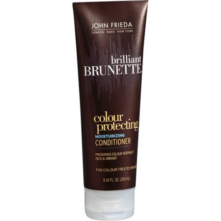 john frieda brilliant brunette conditioner review