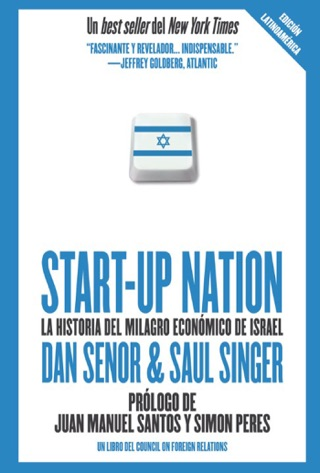 start up nation book review