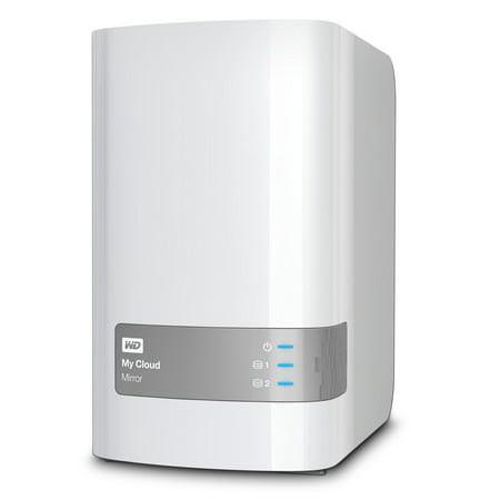 wd my cloud 4tb personal cloud storage review