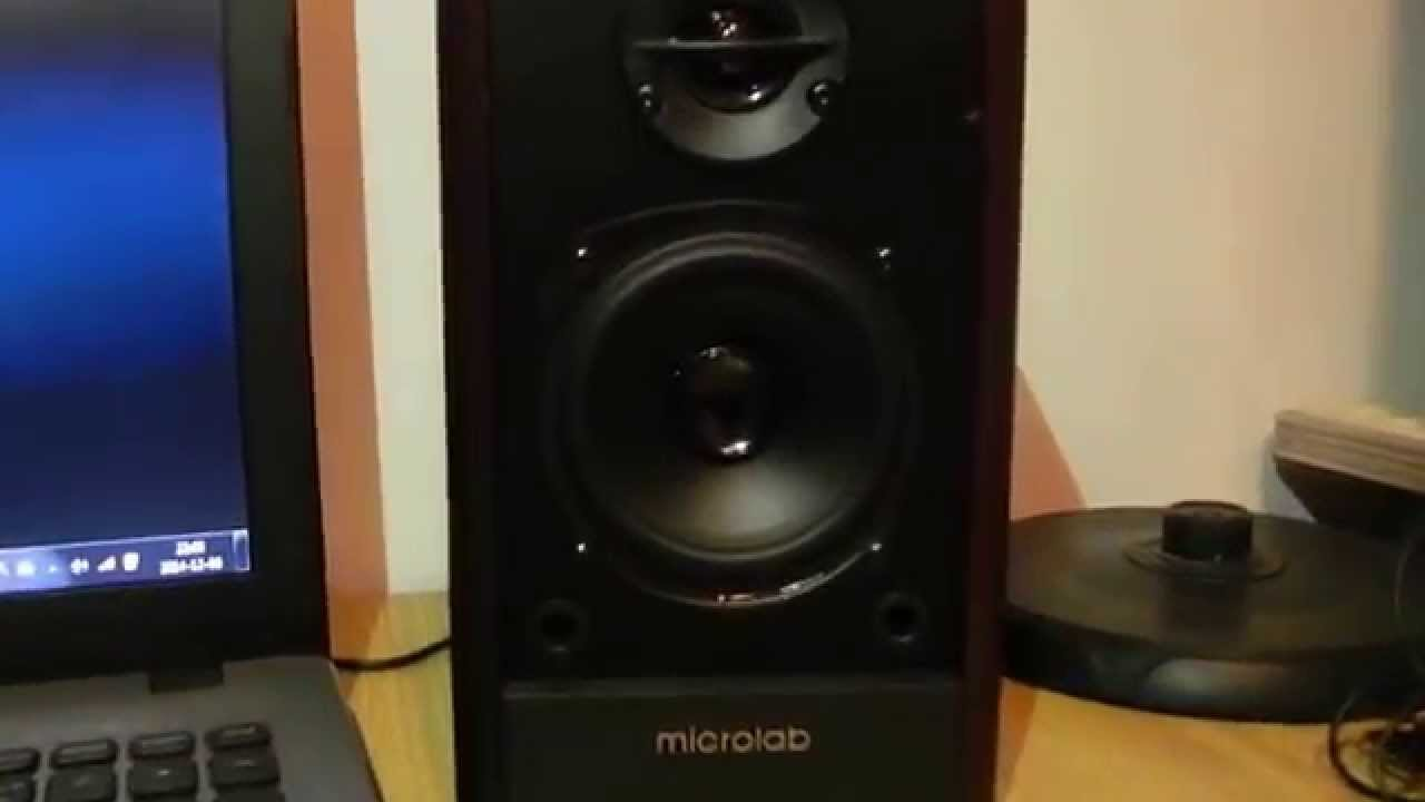 microlab fc330 2.1 channel speaker system reviews