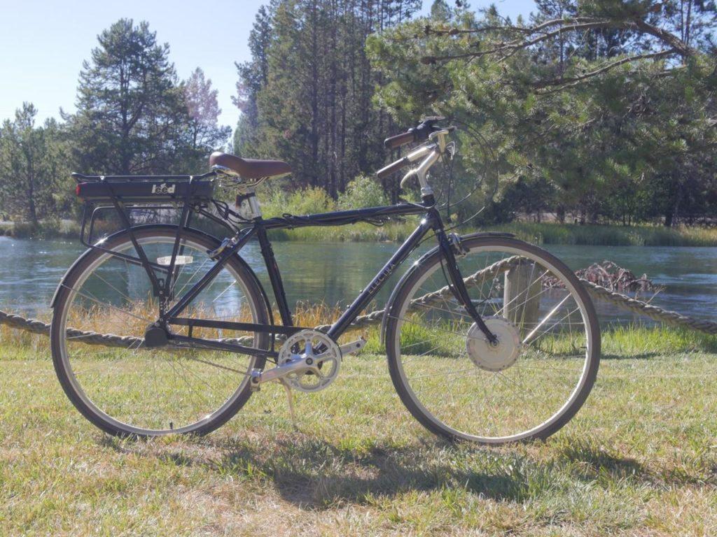 leed e bike kit review
