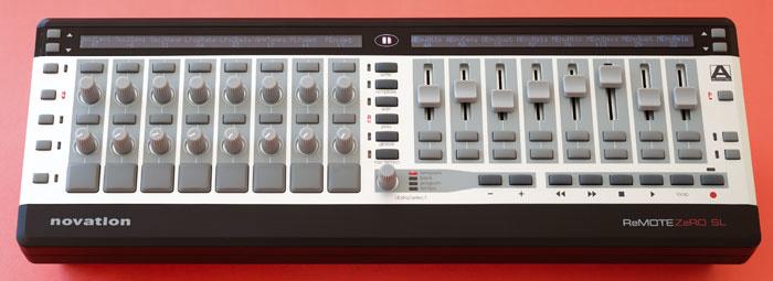 novation remote 25 sl compact review