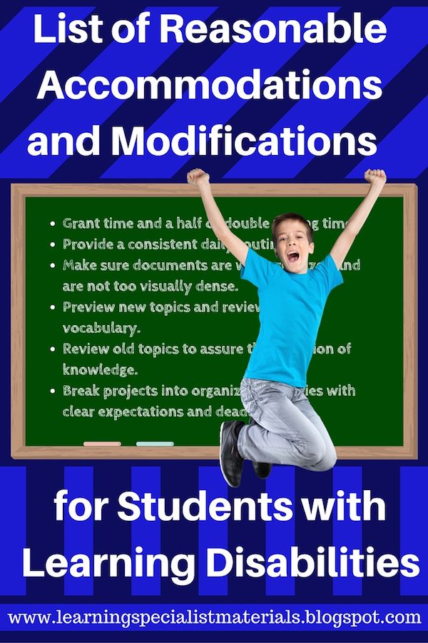 program for students with disabilities review