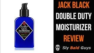 jack black clean break oil free moisturizer review