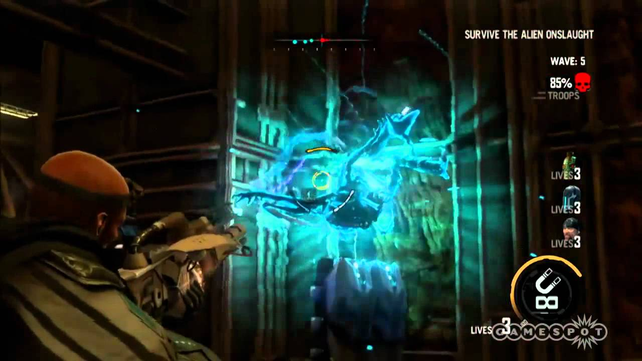 red faction armageddon ign review