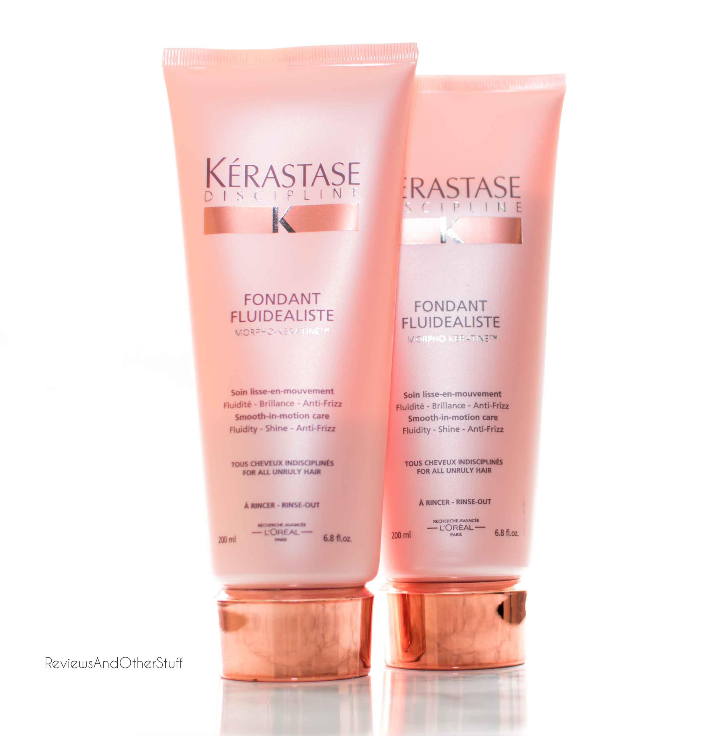 kerastase anti frizz shampoo reviews