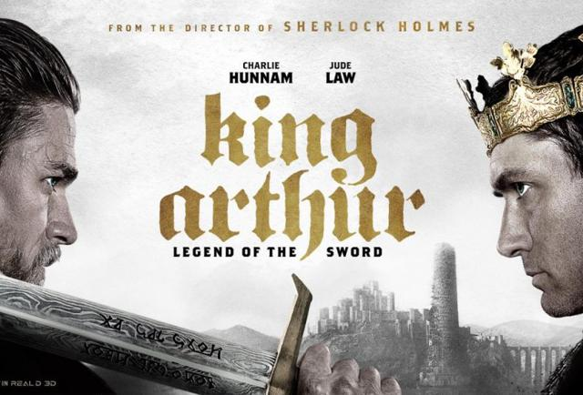 review king arthur legend of the sword