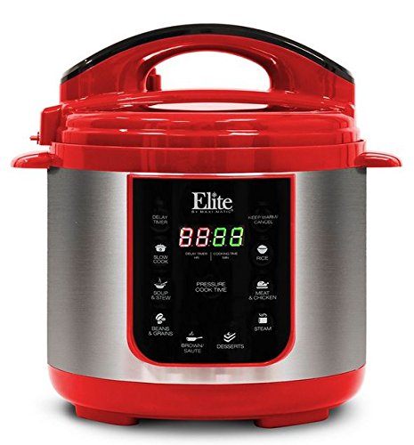stainless steel electric pressure cooker reviews