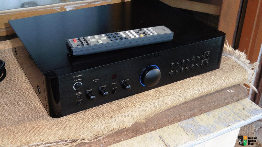 rotel rc 1580 preamp review