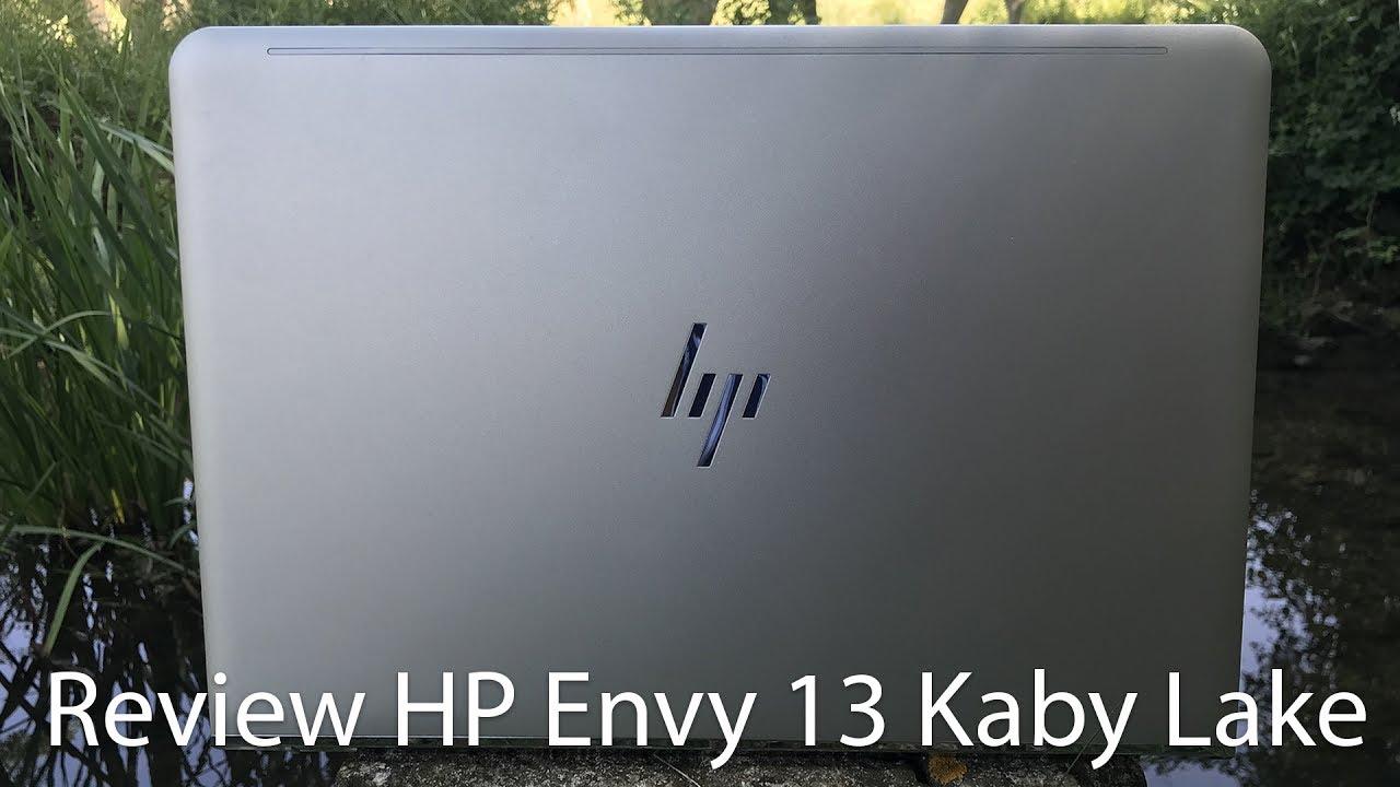 hp envy 13 kaby lake review